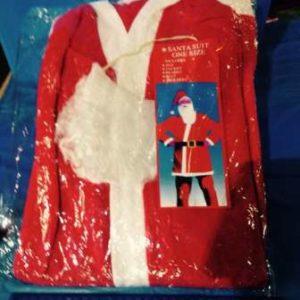 תחפושת סנטה קלאוס, תחפושת סנטה, בוגרים