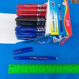 עט מחיק | עט ג'ל מחיק 0.7