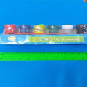 צבעי גואש לילדים | סט צבעי גואש | צבעי גואש איכותיים