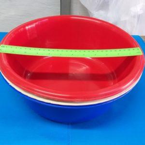 קערה להגשה | קערה פלסטיק | גיגית פלסטיק