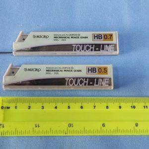 עופרת עיפרון | חודים לעט עיפרון | עיפרון חודים