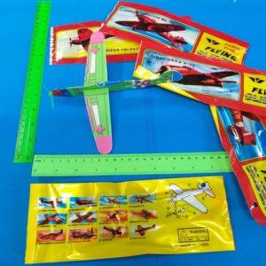 טיסן קלקר | מטוס קלקר לילדים | טיסן קלקר להרכבה