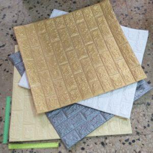 מדבקת קיר | מדבקות טפט | בריקים טפט | טפט בריקים 3d