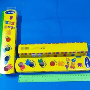 צבעי גואש לילדים צבעי ידיים אומגה צבע ידיים שביעייה 140 גרם