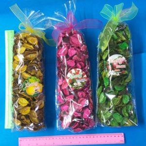 עלים ריחניים | פוטפורי פרחים יבשים | פרחים יבשים 150 גרם