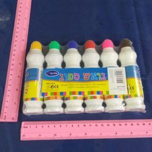 צבעי גואש לילדים טושטוש גואש גואש ספוג