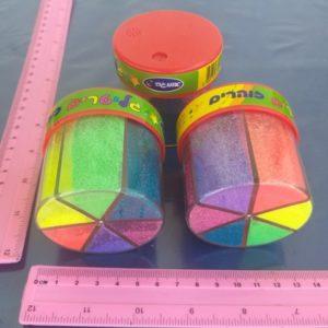 אבקת נוצצים במילחיה זוהר | גליטר ליצירה | אבקת נצנצים