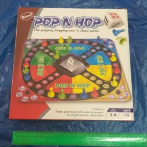 POP N HOP משחק pop hop משחק משחק קופסה