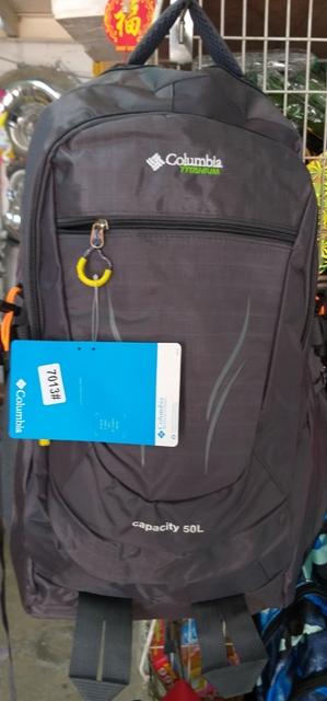 תיק גב תיק טיולים 50 ליטר תרמיל טיולים דגם שיקשוק