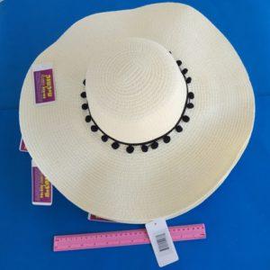 כובע קש | כובע ים | כובע רחב למסיבות