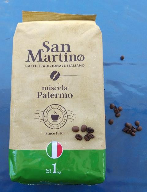 פולי קפה   קפה פאלרמו   קפה San Martino   קילו