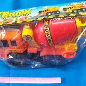 משאית מערבל בטון | צעצוע חזק במיוחד