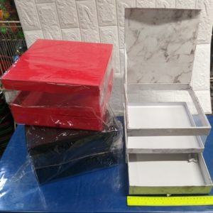 קופסא | קופסה | קופסאות מתנה | קופסה מרובע שקוף