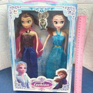 אנה ואלזה צעצועים | בובה אנה ואלזה זוג | בובה בקופסה