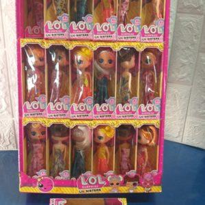 בובה לול קטנה | בובה lol | בובה בקופסה