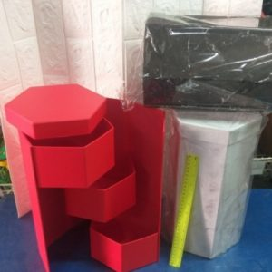 קופסא | קופסה | קופסאות מתנה | קופסה משושה סובלימציה