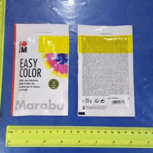 צבעי בד 25 גרם | צבע מרבו איזיקולור באטיק | צבעים EASY COLOR