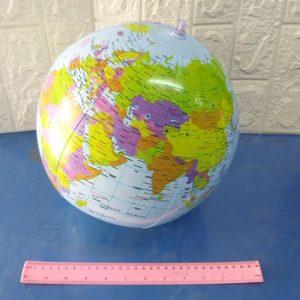 גלובוס כדור מתנפח | כדור ים גלובוס באנגלית