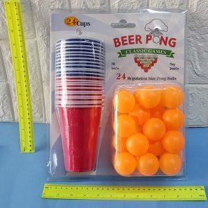 ביר פונג גדול | BEER PONG | פינג פונג בירה | משחקי שתייה
