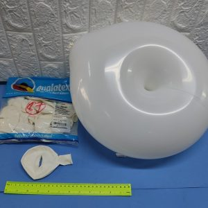 בלון בייגלה   בלון ביגלה למוצץ 16 אינצ (25 יחידות) qualitex