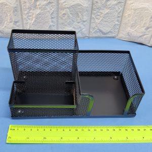 מעמד רשת מרובע | קופסה לעטים | קופסה לדפי ממו