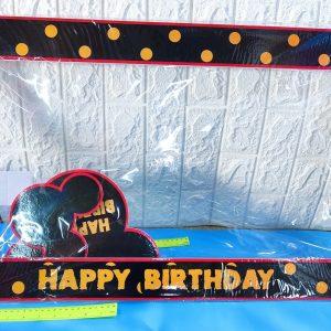 מסגרת לצילומים | HAPPY BIRTHDAY ענק