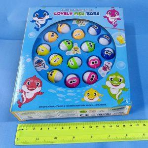 משחק דגים בקופסה | משחק דייג לילדים